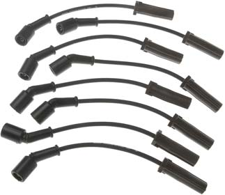 ACDelco Professional 9748HH Spark Plug Wire Set